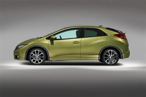 Hatchback Honda by 2012 Honda Civic Hatchback Debuted Before Frankfurt Motor