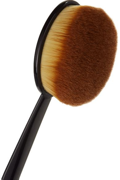 Flat Brush 3201 by terry soft buffer foundation brush net a porter