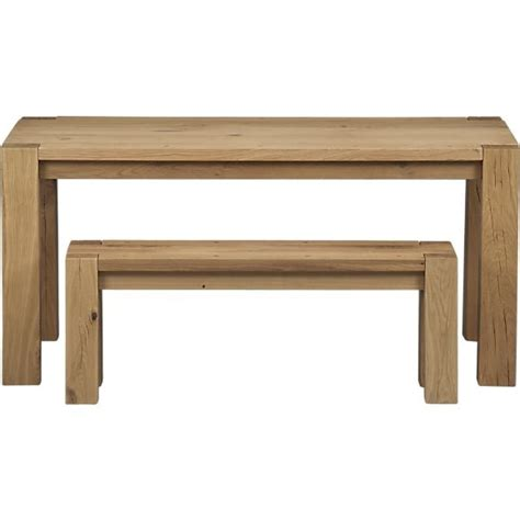 big sur dining table dining table furniture big sur dining table crate barrel