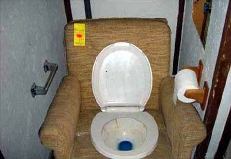 recliner toilet 52 funny and weird toilets from around the world