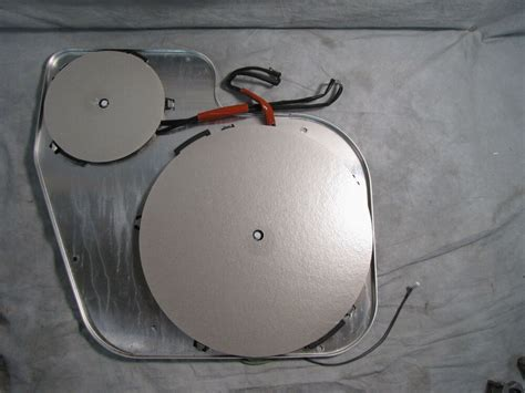Cover For Induction Cooktop - siemens bosch cooktop induction hotplate set assembly w