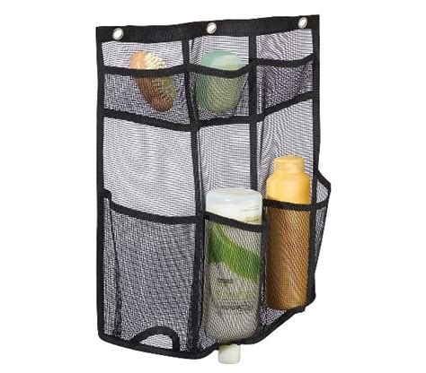 dorm bathroom caddy mesh storage hanging shower caddy black dorm shower caddy