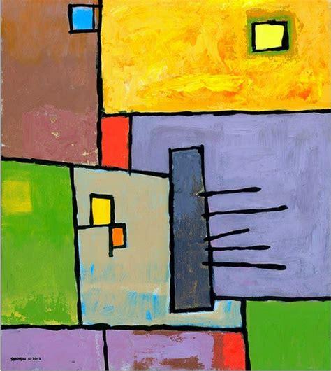 cuadros famosos faciles de pintar obras abstractas faciles de pintar pinturas pinterest