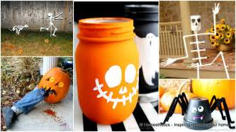 Halloween Decorations How To Make 17 Super Ingenious Smart Easy To Make Halloween Decor For