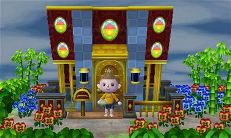 house themes on animal crossing new leaf shirokuma junes