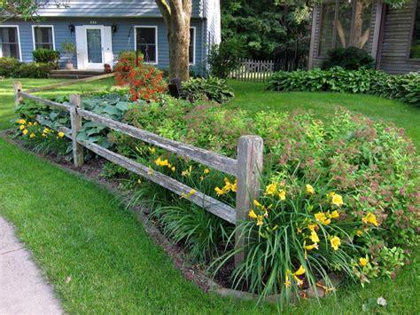 Garden Border Fencing Ideas Ideas For Make Garden Border Fence Fence Ideas