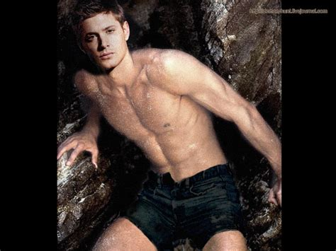 jensen ackles supernatural the male celebrity
