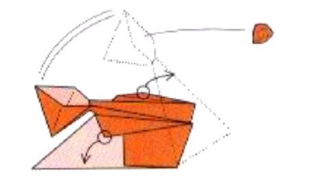 How To Make A Paper Catapult - origami in robert j lang