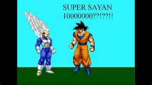 vegeta super saiyan 10000000