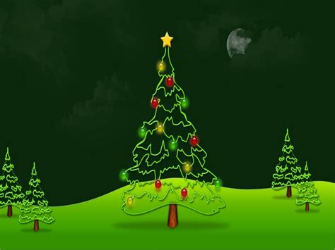 christmas tree images free full desktop backgrounds