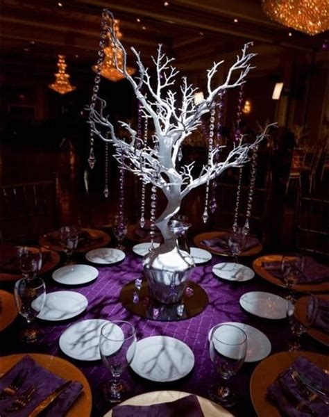 wedding tree centerpieces for sale 75 cm white plastic manzanita tree wedding table