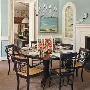Southern Dining Rooms Get A Dash Of Southern Style Dezignable Inspiration Blog