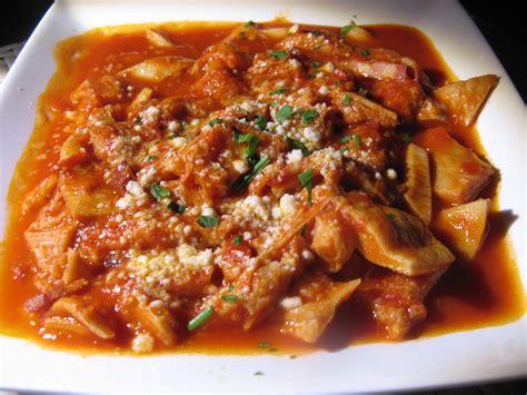 cucinare le trippe trippa alla romana braised tripe with tomato herbs and