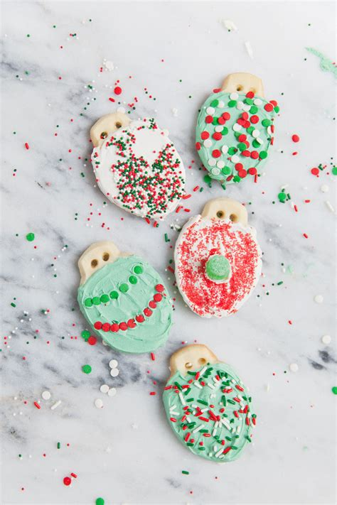 Pajamas Cookie pajamas and cookie garlands tell and