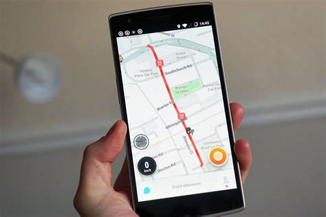 waze for android waze now uses fewer taps to get you where you need to go android central