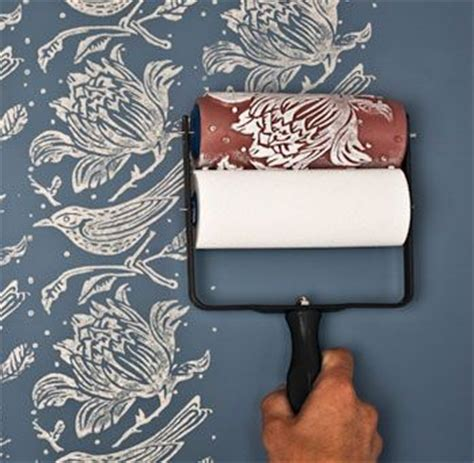 wallpaper design paint roller 25 best ideas about patterned paint rollers on pinterest