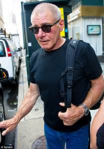 old man buzz cut harrison ford still an action man at 70 with military