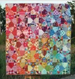 colorful quilts 7 rainbow quilt patterns beautifully colorful