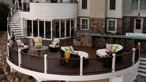 custom decks custom decks wood composite nashville patio porch