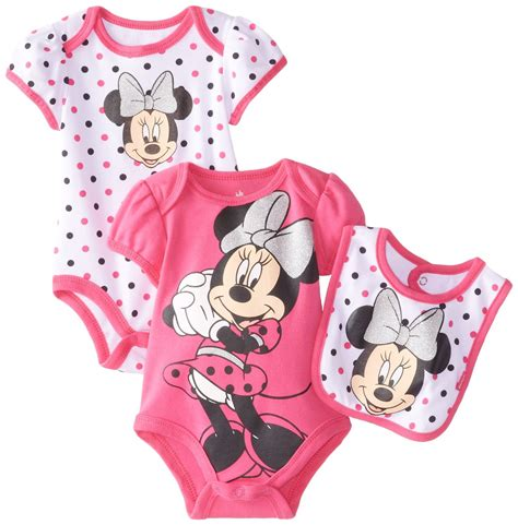 Set Baby Minnie must disney items for your baby registry this tale