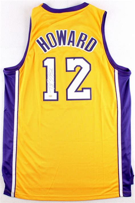 dwight howard new year jersey sports memorabilia auction pristine auction