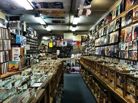 Records Michigan The Best Local Record Stores In Michigan