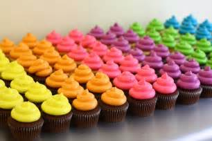 neon cupcakes eat cake be merry custom cakes ny nj