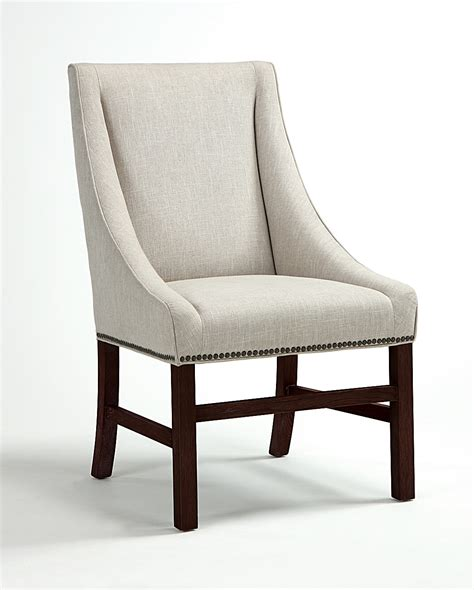 Upholstered Chairs Living Room Living Room Upholstered Chairs Hickory White Living Room Fully Upholstered Chair 4860 01