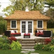 build a guest house in my backyard 1000 images about prefab cottages sheds oh my on