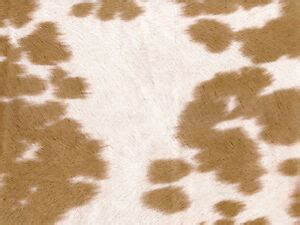 Cowhide Fabric By The Yard by Suede Cow Print Mocha Fabric 54 Quot Wide Sold By The Yard