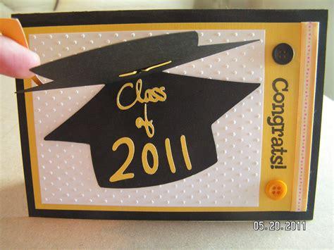graduation card card southern cricut