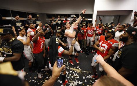 nfl locker room exposure what s the happiest cfb picture you of cfb