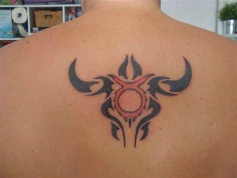 Taurus Tattoos Inkdoneright Com Taurus Tattoos Designs For 2