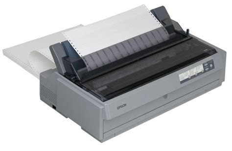 Printer Epson Lq2190 Dot Matrix epson lq 2190 24 pin a4 mono dot matrix printer