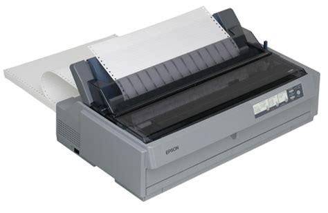 New Kabel Print Epson Lq 2190 1 Set epson lq 2190 24 pin a4 mono dot matrix printer
