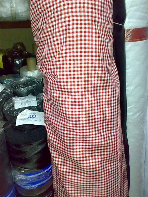 Kainbahan Katun Jepang Motif Kotak 3 kain cele katun motif kotak kecil toko meru textiles provide in bali indonesia