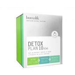 humalik detox plan 10 d 205 as satisfarma