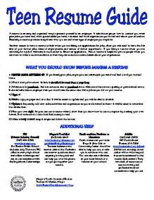Sample Resume For A Teenager creating a resume for first job make resume teenager first job how to make a resume Sample Resume For First Job Teenager 2