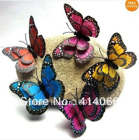 Dekorasi Dinding Kupu Kupu Sticker 3 Dimensi Green buy grosir kulkas stiker from china kulkas stiker