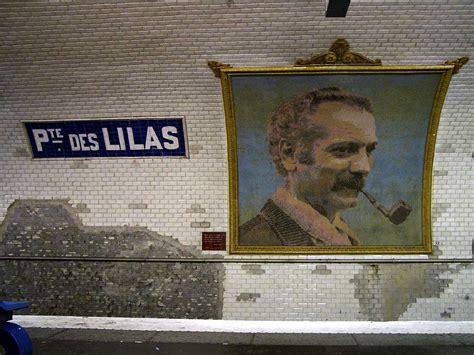 metro porte des lilas porte des lilas metropoly arts