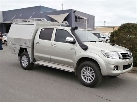 toyota products and services hilux sr5 service fit out aluminium auto