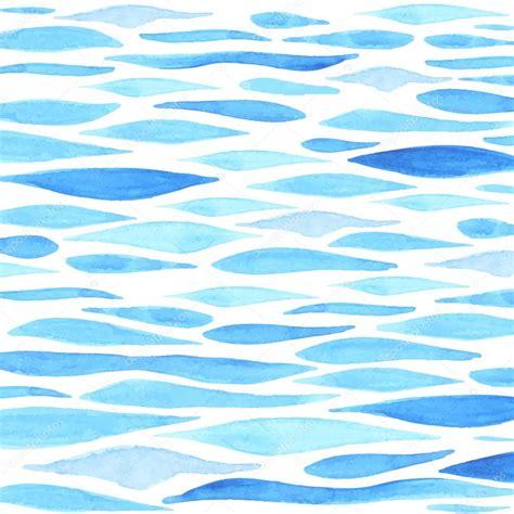watercolor ocean pattern watercolor sea background stock vector 169 olga bonitas