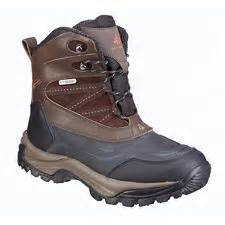 canadian tire mens winter boots woods snow peak s boots chocolate canadian tire