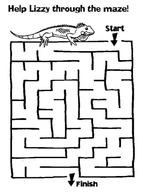 printable maze for preschoolers free printable preschool maze worksheets preschool and