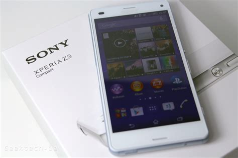 Sonys Xperia Z3 Compact 1525 by Sonys Xperia Z3 Compact Sony Xperia Z3 Compact Pictures