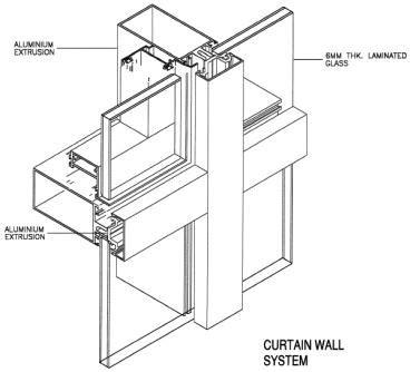 definisi layout plan curtain walls details google search ellie rochman