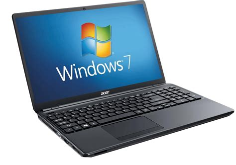 Laptop Acer Windows 7 Ultimate acer windows 7 laptop rapid pcs