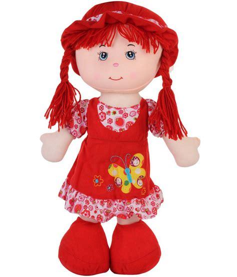 funny teddy cute dolls in red dress 50 cm buy funny