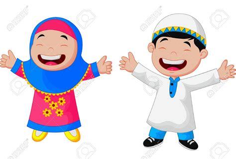 gambar kartun islami  religi terbaru sigambar