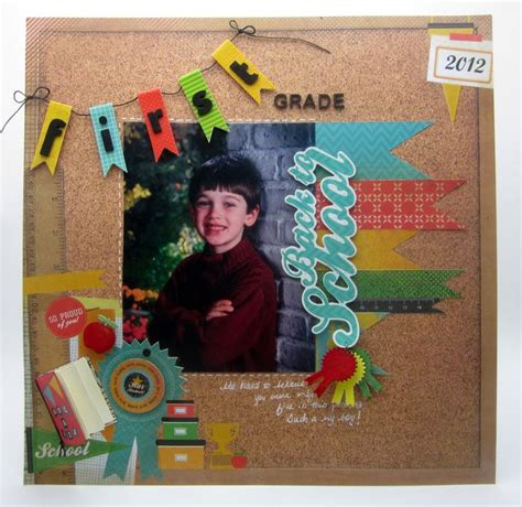 scrapbook layout classes 21 best images about kaisercraft school class collection